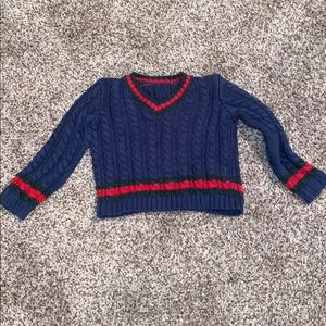 Gucci sweater 12-18 months